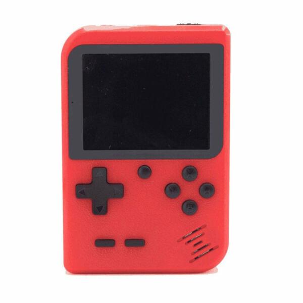 8 BIT Classic Mini Game Console Rood Voor jong en oud