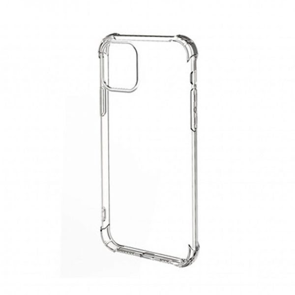 Apple iPhone 11 Pro Antishock Hoesje - Transparant