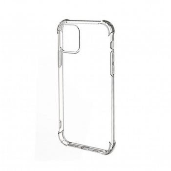 Apple iPhone 11 Pro Max Antishock Hoesje - Transparant