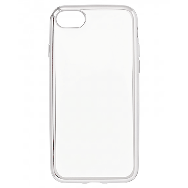 Apple iPhone 6(s) Plus Soft Siliconen Hoesje - Transparant