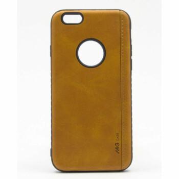 Apple iPhone 6/6s  Backcover -Light Braun