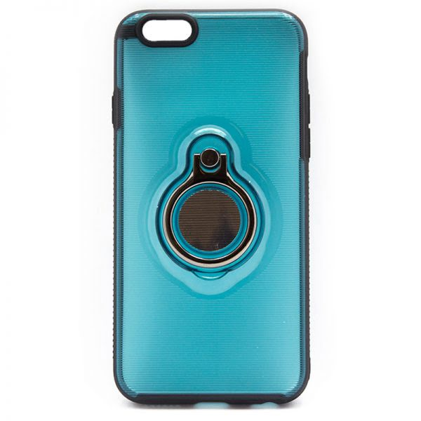 Apple iPhone 6/6s Backcover - Blauw