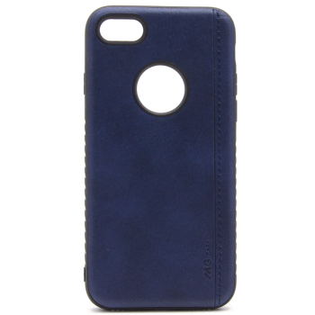 Apple iPhone 7/8 Backcover - Blauw