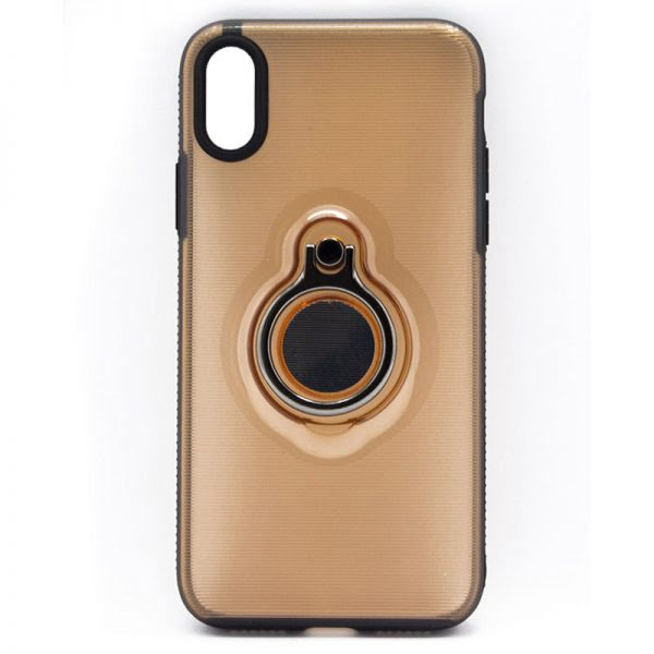 Apple iPhone X/XS  Backcover - Beige
