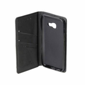 Samsung Galaxy A3 (2017) Book Case - Zwart