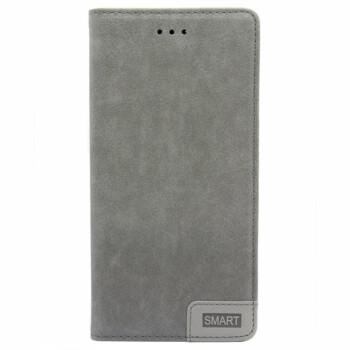 Samsung Galaxy J1 Ace Book Case - Grijs