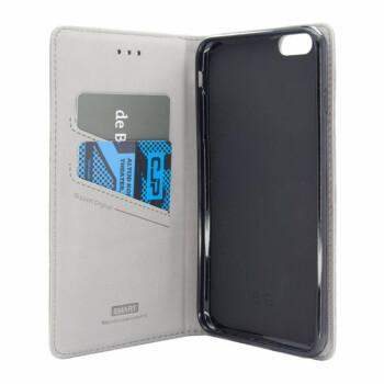Apple iPhone 7/8 Book Case - Grijs