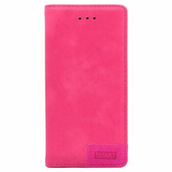 Apple iPhone X/XS Book Case - Roze