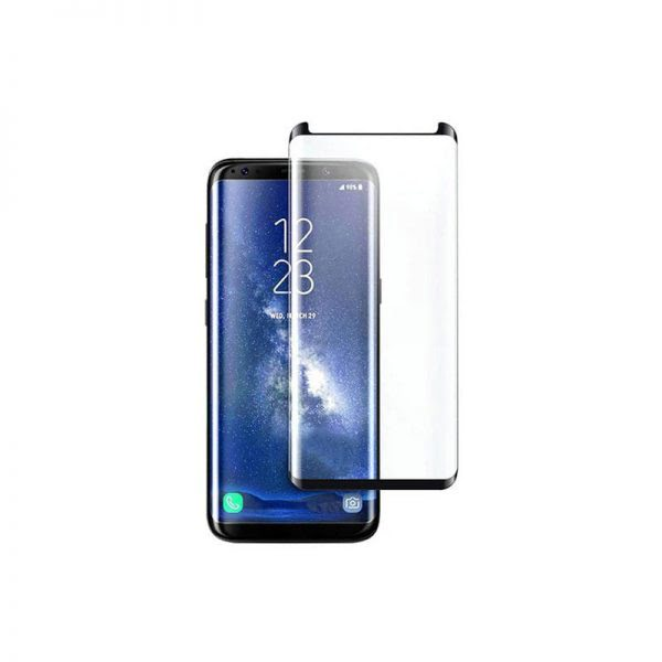Samsung Galaxy S9 Plus Screenprotector - Zwart