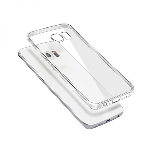 Samsung Galaxy S6 Soft Siliconen Hoesje - Transparant