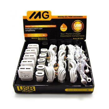 USB opladers