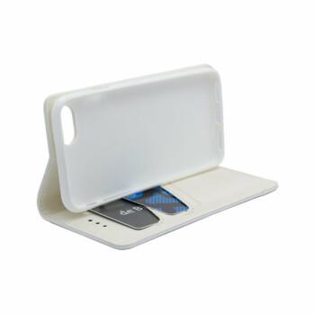 Samsung Galaxy S7 Edge Book Case - Wit