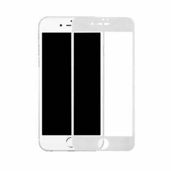Apple iPhone 6 Screenprotector 5D Wit