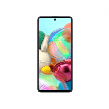 Samsung Galaxy A71 - 128GB Dual Sim - Zwart