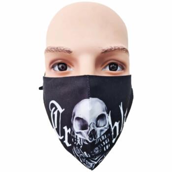 Fashion Mondkapje   Uitwasbaar   Skelet Met Mondkap  Uitstekende Bescherming