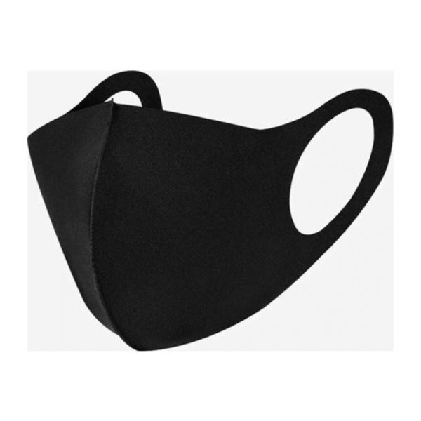 6 Mondkapjes | Uitwasbaar | Zwart | Optimale bescherming | Zeer Comfortabel