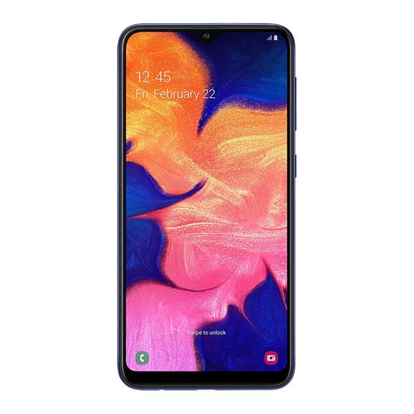 Samsung A10 - 32GB Dual Sim - Blauw
